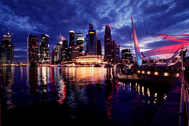 5 Beautiful Budget Hotels in Singapore