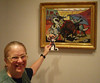 Benny Joins Picasso's Bull Fight by Oregon State University