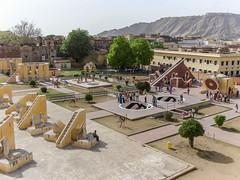 Jantar Mantar - Astronomical Observatory (Jaipur)