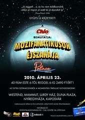 2010. április 7. 15:56 - Mozifanatikusok éjszakája