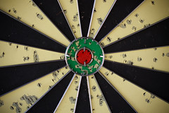 symmetry, indoor games and sports, individual sports, yellow, sports, games, darts,