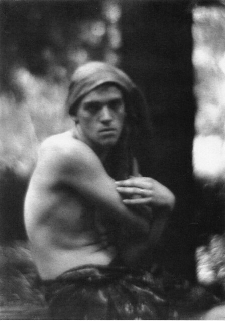 Ben Butler, c.1910, by Imogen Cunningham