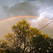 Double full rainbow after Toronto storm by Ates Goral