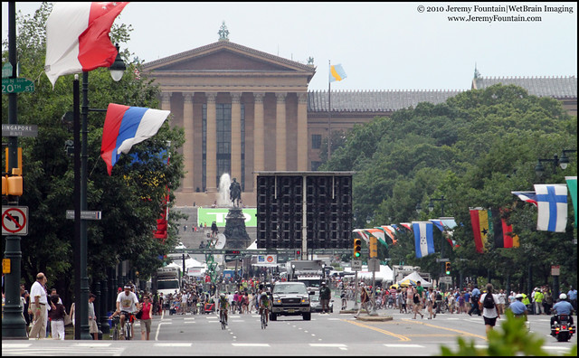 2010 US Pro Cycling Championship - Philadelphia PA