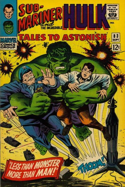 Tales to Astonish 083