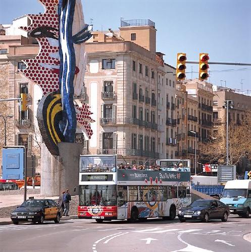 Barcelona Touristic Bus