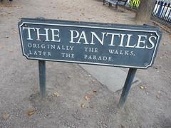 It's the Pantiles  109
