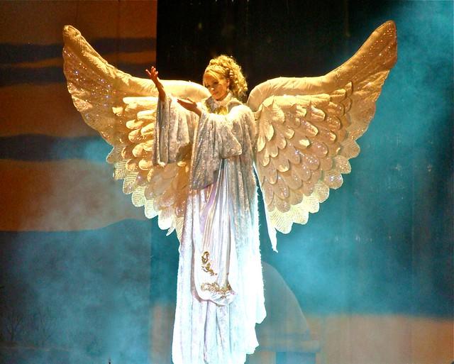 beautiful christmas angel
