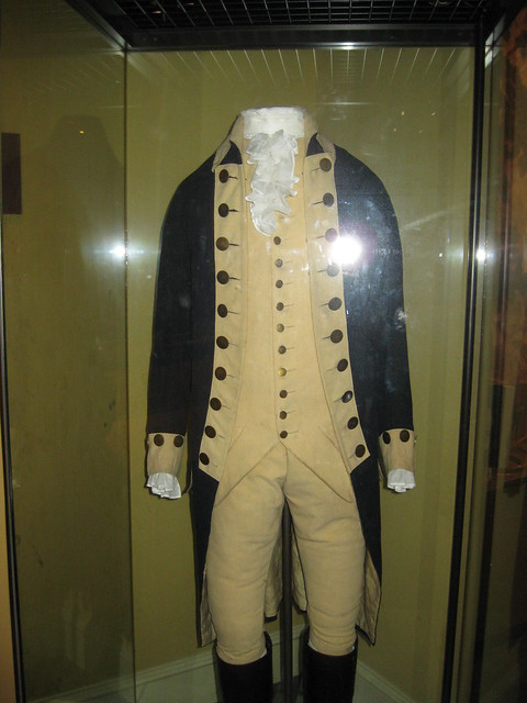 Colonial Soldiers Uniform 77