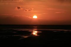 Snettisham Sundown