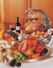 meal, dinner, christmas dinner, thanksgiving dinner, food, dish, thanksgiving, cuisine,