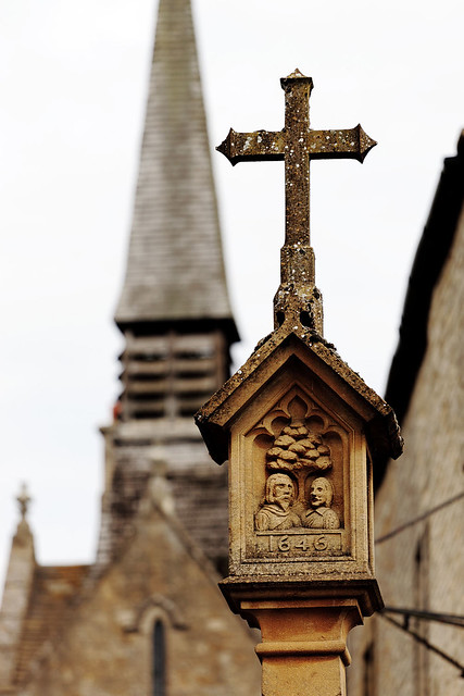 Bourton Cross