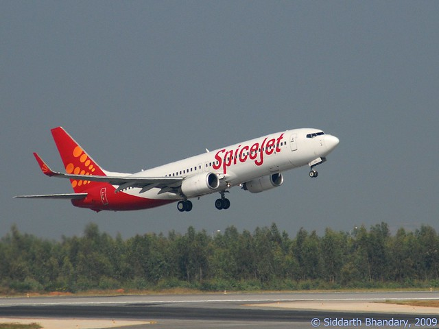 spicejet Photos