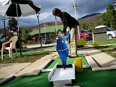 playground(0.0), sports(1.0), recreation(1.0), outdoor recreation(1.0), miniature golf(1.0),