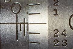 Micrometer Barrel