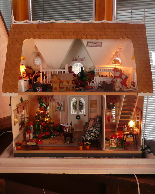 A Christmas Cottage Flickr Photo Sharing