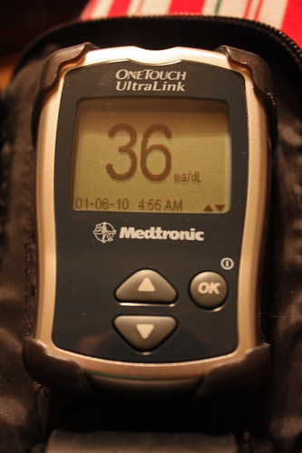 January 6, 2010 - diabetes365 - day 5