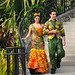 Botanical Fashion Show HS Fairchild Challenge