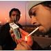 Passionate Smoker [Bosila, Mohammadpur - Dhaka, Bangladesh] by - Ariful H Bhuiyan -