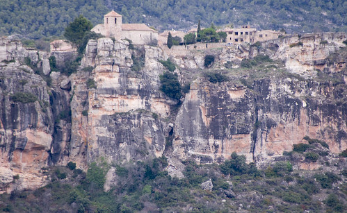 Siurana, la dels cingles / The village of the cliffs