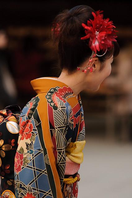 Kimonos in Meiji-Jingu-2516