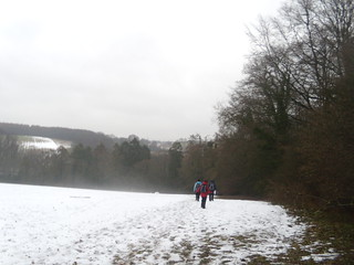 Remaining snow DSCN8567