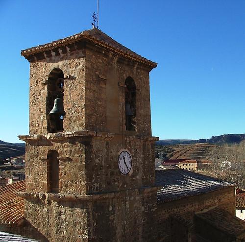 Campanario Gea de Albarracin