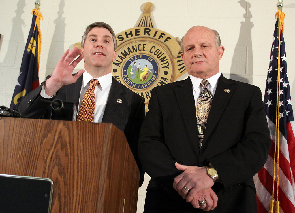 020210 news Murder Arrest | 02/02/10 - Alamance County Distr