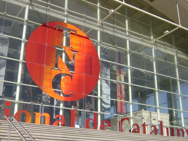 Teatre nacional de catalunya explore francesc 2000 39 s for Teatre nacional de catalunya