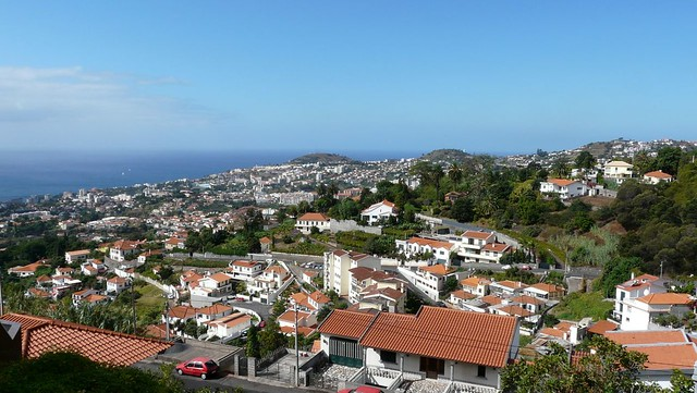 Madeira in Portugal by Flickr CC anybookers