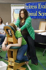 Massage: A popular stop