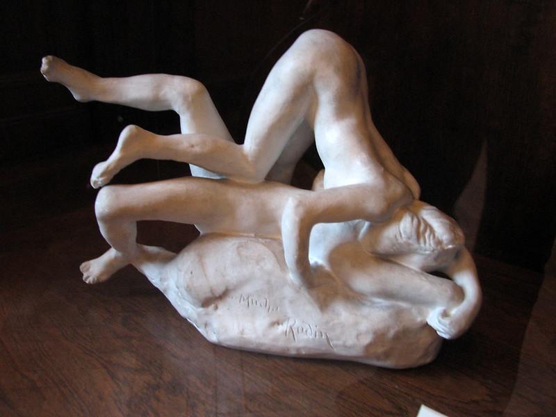 Damned Women Rodin Museum  Philadelphia PA 4861