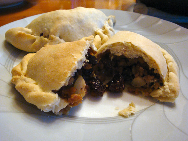 Vegan Argentine - tvp empanadas | Flickr - Photo Sharing!