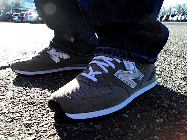 New Balance 574 Made in USA
