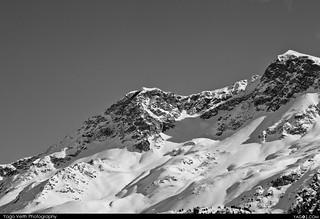 Die schweizer Bergwelt