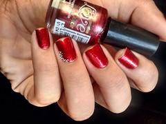 Cromado Vermelho, Love - Desafio 1 C, 10 M, 10 A