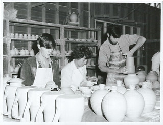 Waimea pottery works at Stoke, Nelson