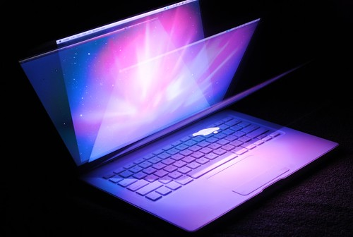 MacBook light shift