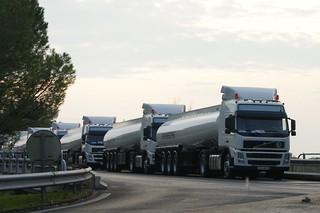 Russian Trucks Convoy (RUS)