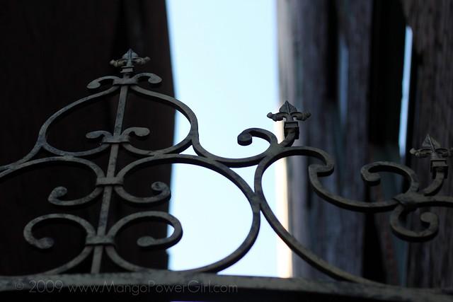 abbott street iron