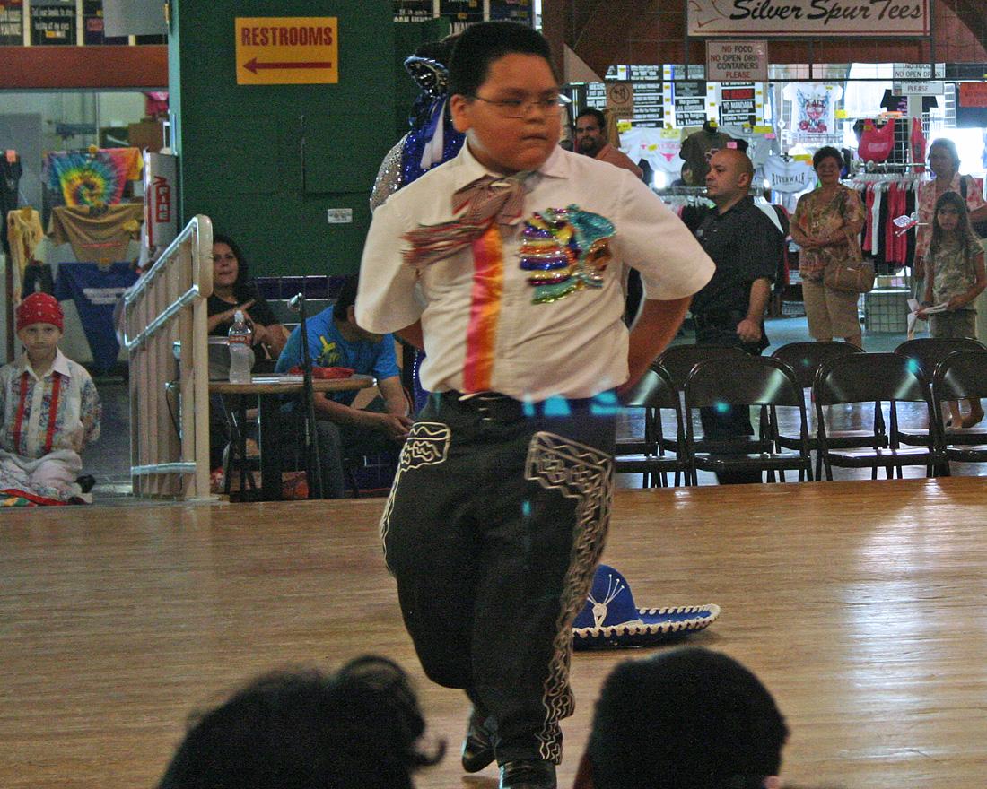 Baile Folklórico en San Antonio