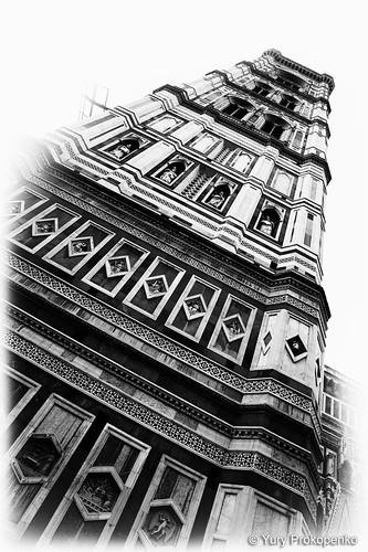 Florence, Italy :: Campanile di Giotto