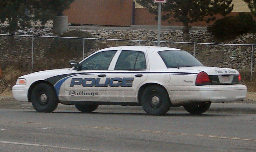 Billings, Montana Police