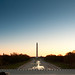 Washington Memorial sunrise