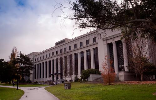 Berkeley University: Library