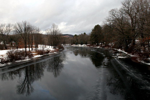 Along the Ashuelot River