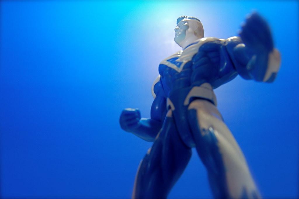 Superman Blue: Electric Boogaloo