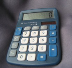 cash(0.0), office equipment(1.0), office supplies(1.0), calculator(1.0),