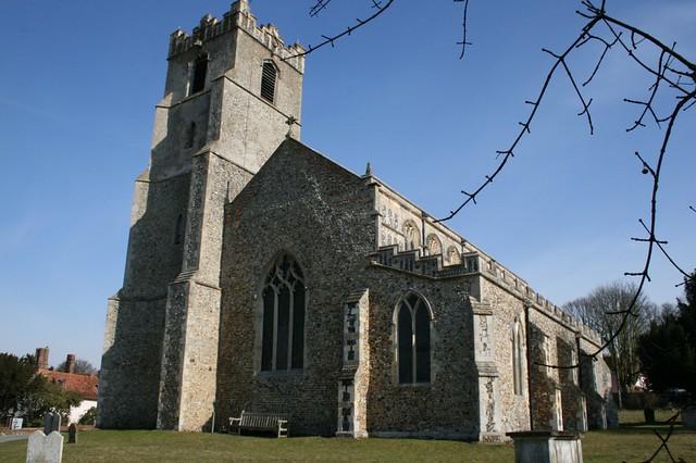 St Marys Coddenham Suffolk (30)