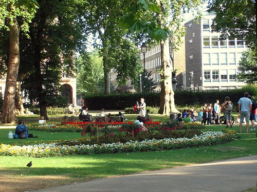 Russell Square, London (by: jah_maya, creative commons license)
